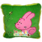 Bantal Kotak Rabbit