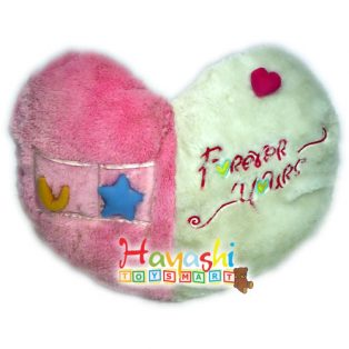 Bantal Love Forever Yours