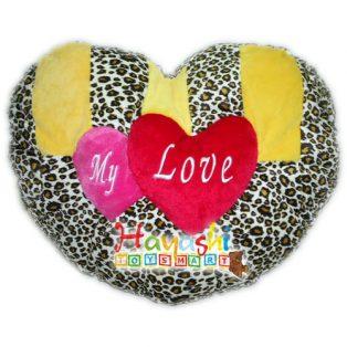 Bantal Love Grinting