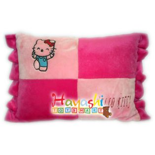 Bantal Rempel Hello Kitty