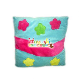 Boneka Bantal Love Kotak Bunga