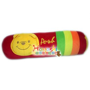 Boneka Guling Kepala Pooh