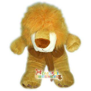 Boneka Sitting Lion