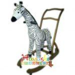 Rocking Dorong Zebra