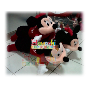 Guling Panjang Mickey Minnie