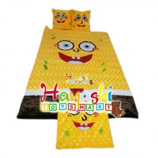 Karpet Set Spongebob