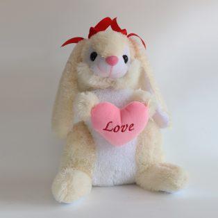 boneka rabbit love