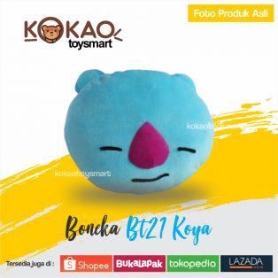 boneka bantal bt21 koya